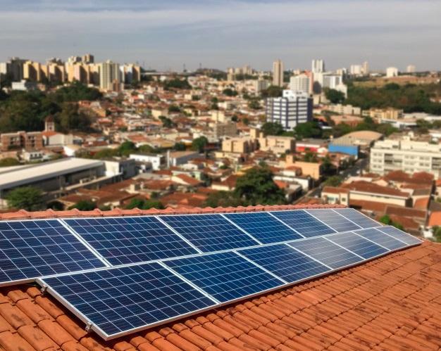 Aumenta la energía solar en España